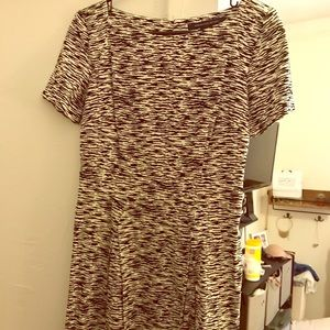 French Connection Patterned Dress
